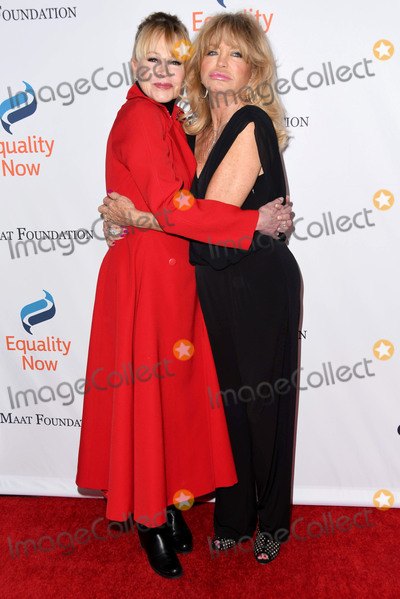 Melanie Griffith Photo - 03 December 2018 - Beverly Hills California - Melanie Griffith Goldie Hawn Equality Nows 4th Annual Make Equality Reality Gala held at The Beverly Hilton Hotel Photo Credit Birdie ThompsonAdMedia