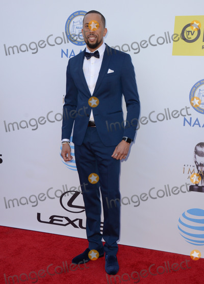 Affion Crokett Photo - 05 February  - Pasadena Ca - Affion Crokett Arrivals for the 47th NAACP Image Awards Presented By TV One held at Pasadena Civic Auditorium Photo Credit Birdie ThompsonAdMedia