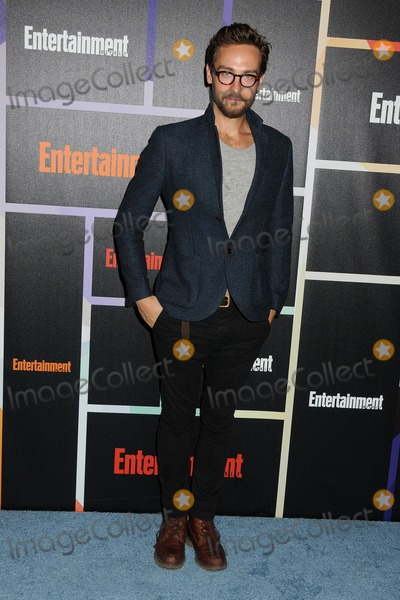 Tom Mison Photo - 26 July 2014 - San Diego California - Tom Mison Entertainment Weeklys Annual Comic-Con Celebration 2014 held at Float Lounge at the Hard Rock Hotel Photo Credit Byron PurvisAdMedia