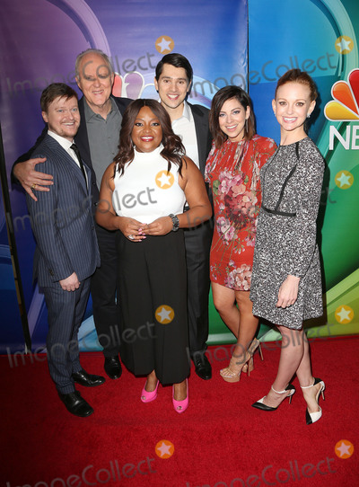 Steven Boyer Photo - 18 January 2017 - Pasadena California - Steven Boyer John Lithgow Nicholas DAgosto Sherri Shepherd Krysta Rodriguez Jayma Mays 2017 NBCUniversal Winter Press Tour held at the Langham Huntington Hotel Photo Credit F SadouAdMedia