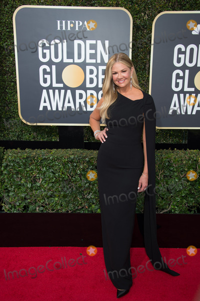 Nancy ODell Photo - 07 January 2018 - Beverly Hills California - Nancy ODell 75th Annual Golden Globe Awards held at the Beverly Hilton Photo Credit HFPAAdMedia