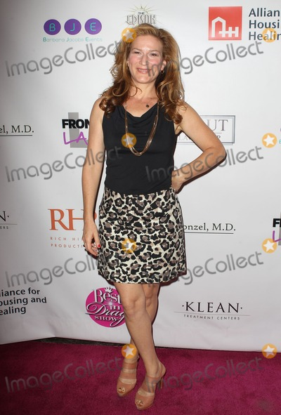 Ana Gasteyer Photo - 6 October 2013 - Los Angeles California - Ana Gasteyer 11th Annual Best In Drag Show  Held at the Orpheum Theatre Photo Credit Kevan BrooksAdMedia