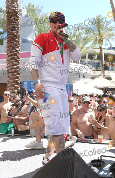 The Flamingos Photo - 22 June 2019 - Las Vegas NV - Vanilla Ice Vanilla Ice performs at GO Pool Dayclub at The Flamingo Las Vegas Photo Credit MJTAdMedia