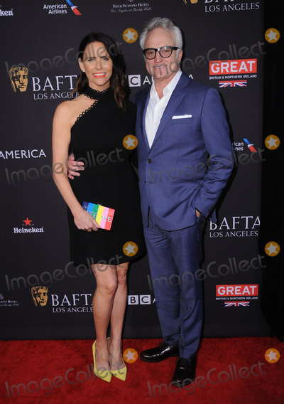 Amy Landecker Photo - 06 January 2018 - Beverly Hills California - Amy Landecker Bradley Whitford 2018 BAFTA Tea Party held at The Four Seasons Los Angeles at Beverly Hills in Beverly Hills Photo Credit Birdie ThompsonAdMedia