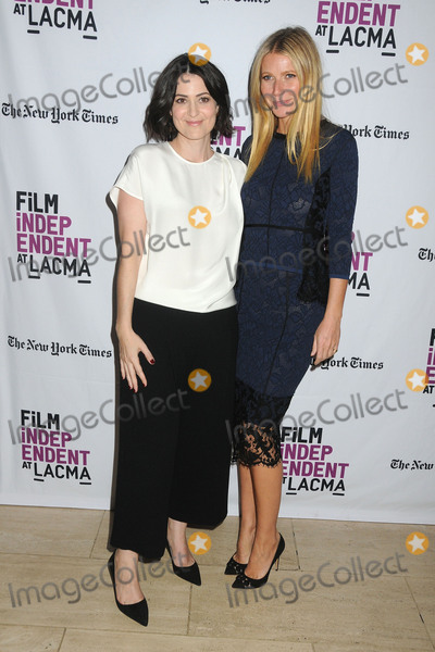 Alexandra Shiva Photo - 20 October 2015 - Los Angeles California - Alexandra Shiva Gwyneth Paltrow How To Dance In Ohio Los Angeles Premiere held at the LACMA Bing Theatre Photo Credit Byron PurvisAdMedia