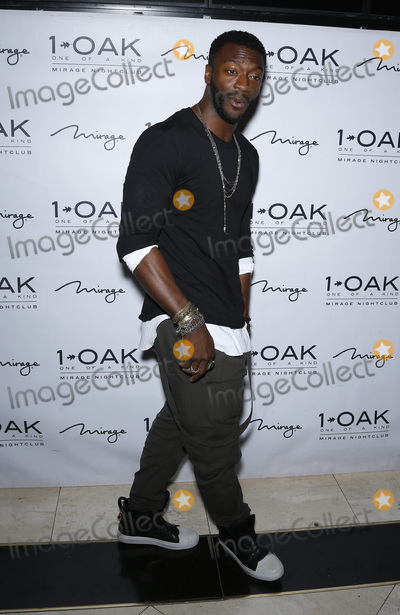 Aldis Hodges Photo - 11 March 2016 - Las Vegas Nevada - Aldis Hodge    1OAK Nightclub inside The Mirage hosts extravagant birthday bash for Malika and Khadijah  Haqq Photo Credit MJTAdMedia