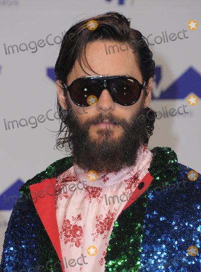 Jared Leto Photo - 27 August  2017 - Los Angeles California - Jared Leto 2017 MTV Video Music Awards held at The Forum in Los Angeles Photo Credit Birdie ThompsonAdMedia