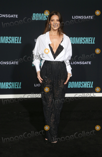 Ashley Greene Photo - 10 December 2019 - Westwood California - Ashley Greene Special Screening Of Liongates Bombshell held at Regency Village Theatre Photo Credit FSAdMedia