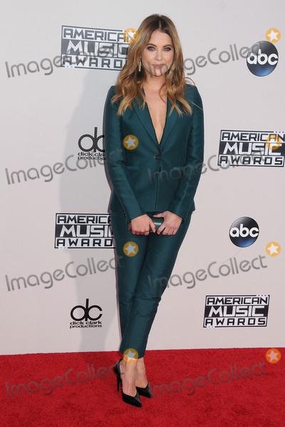 Ashley Benson Photo - 22 November 2015 - Los Angeles California - Ashley Benson 2015 American Music Awards - Arrivals held at Microsoft Theater Photo Credit Byron PurvisAdMedia