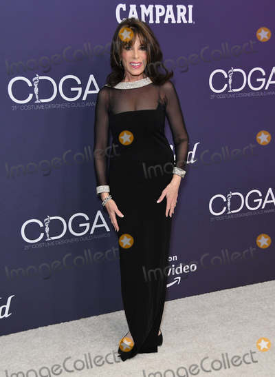 Kate Linder Photo - 19 February 2019 - Beverly Hills California - Kate Linder 21st CDGA (Costume Designers Guild Awards) held at Beverly Hilton Hotel Photo Credit Birdie ThompsonAdMedia