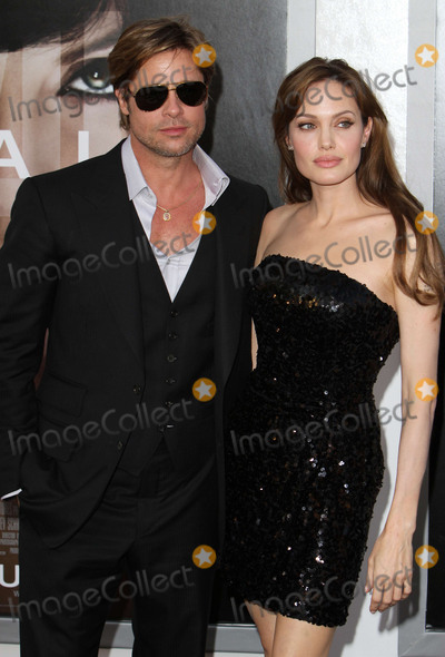 Graumans Chinese Theatre Photo - 20 September 2016 - Los Angeles CA - Angelina Jolie Pitt has filed for divorce from Brad Pitt Jolie Pitt 41 filed legal docs Monday citing irreconcilable differences Jolie Pitt requested physical custody of the couples shared six children  Maddox Pax Zahara Shiloh Vivienne and Knox  asking for Pitt to be granted visitation citing legal documents File Photo 19 July 2010 - Hollywood California - Brad Pitt and Angelina Jolie Salt Los Angeles Premiere held at Graumans Chinese Theatre Photo Credit Charles HarrisAdMedia