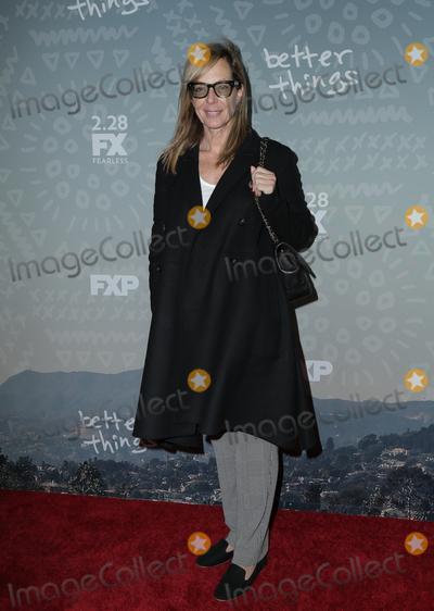 Allison Janney Photo - 26 February 2019 - Santa Monica California - Allison Janney Premiere Of FXs Better Things Season 3 held at The Eli and Edythe Broad Stage Photo Credit PMAAdMedia
