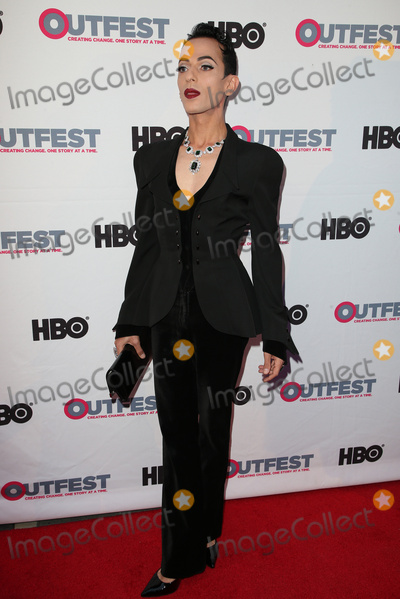 Armen Ra Photo - 16 July 2017 - Los Angeles California - Armen Ra 2017 Outfest Los Angeles LGBT Film Festival Closing Night Gala and Screening of Freak Show Photo Credit F SadouAdMedia