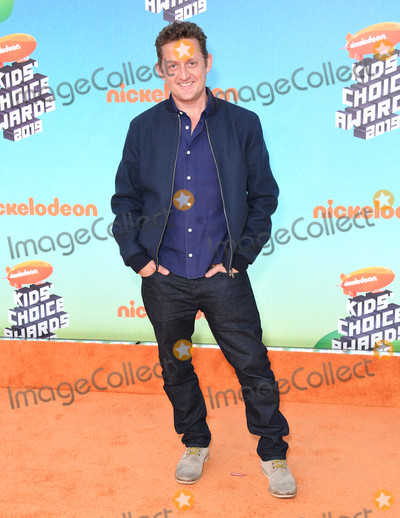 Alex Winter Photo - 23 March 2019 - Los Angeles California - Alex Winter 2019 Nickeldeon Kids Choice Awards held at The USC Galen Center Photo Credit Birdie ThompsonAdMedia