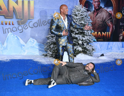 Jack Black Photo - 09 December 2019 - Hollywood California - Jack Black Dwayne Johnson Jumanji The Next Level Los Angeles Premiere  held at TCL Chinese Theatre Photo Credit Birdie ThompsonAdMedia