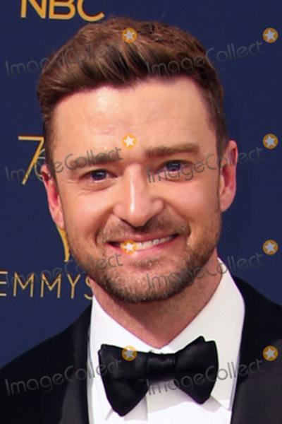 Justin Timberlake Photo - 17 September 2018 - Los Angles California - Jessica Biel Justin Timberlake 70th Primetime Emmy Awards held at Microsoft Theater LA LIVE Photo Credit Faye SadouAdMedia