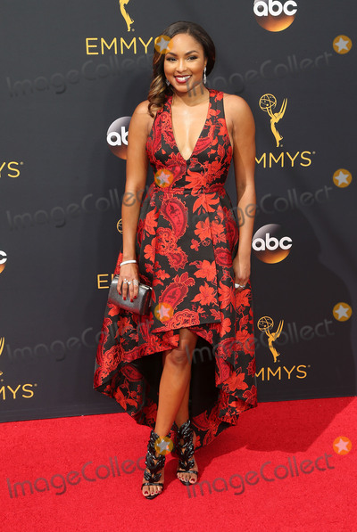 Alicia Quarles Photo - 18 September 2016 - Los Angeles California - Alicia Quarles 68th Annual Primetime Emmy Awards held at Microsoft Theater Photo Credit AdMedia