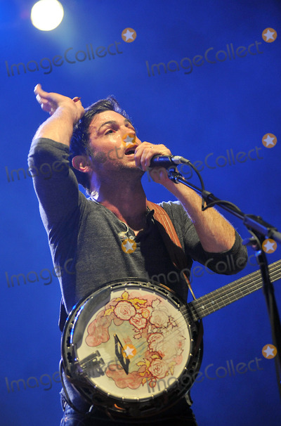 Scott Avett Photo - 27 May 2011 - Pittsburgh PA - Vocalistbanjo player SCOTT AVETT of the band THE AVETT BROTHERS performs to a Sold Out crowd at a stop on their Summer Camp 2011 Tour held at Stage AE  Photo Credit Jason L NelsonAdMedia
