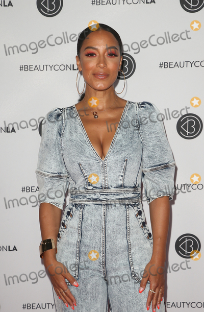 Angela Rye Photo - 11 August 2019 - Los Angeles California - Angela Rye Beautycon Festival Los Angeles 2019 - Day 2 held at Los Angeles Convention Center Photo Credit FSadouAdMedia