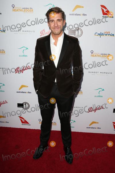 Heath Ledger Photo - 01 June 2017 - West Hollywood California - Hugh Sheridan The 9th Annual Australians In Film Heath Ledger Scholarship Dinner Photo Credit F SadouAdMedia
