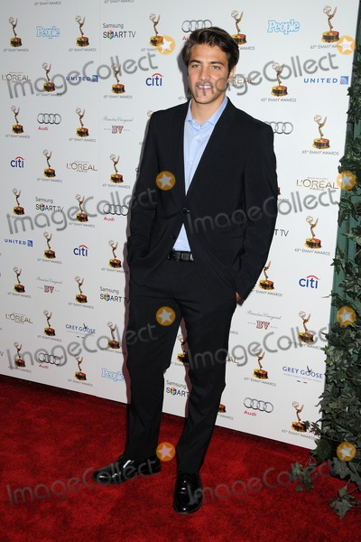 Alberto Frezza Photo - 20 September 2013 - West Hollywood California - Alberto Frezza 65th Annual Emmy Awards Performers Nominee Reception held at the Pacific Design Center Photo Credit Byron PurvisAdMedia