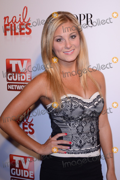 Alex Hughes Photo - 19 August 2012 - Los Angeles California - Alex Hughes  Season 2 Premiere Party of TV Guide Networks Nail Files held at Station Hollywood at W Hotel Photo Credit Tonya WiseAdMedia
