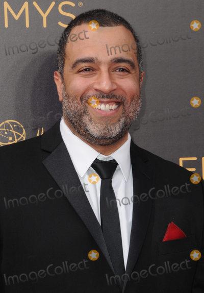 Anthony Mendez Photo - 10 September 2016 - Los Angeles California Anthony Mendez 2016 Creative Arts Emmy Awards - Day 1 held at Microsoft Theater Photo Credit Birdie ThompsonAdMedia
