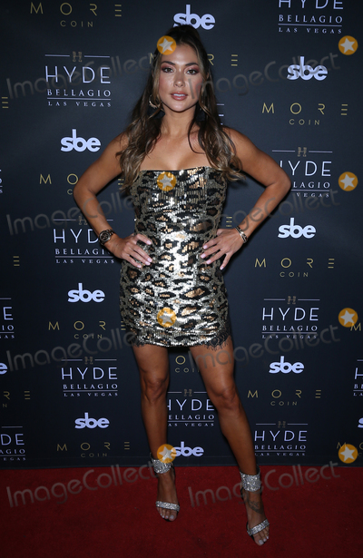 Arianny Celeste Photo - 06 July 2018 - Las Vegas Nevada - Arianny Celeste ARIANNY CELESTE AND BRITTNEY PALMER HOST FIGHT NIGHT AFTER PARTY AT HYDE BELLAGIO Photo Credit MJTAdMedia