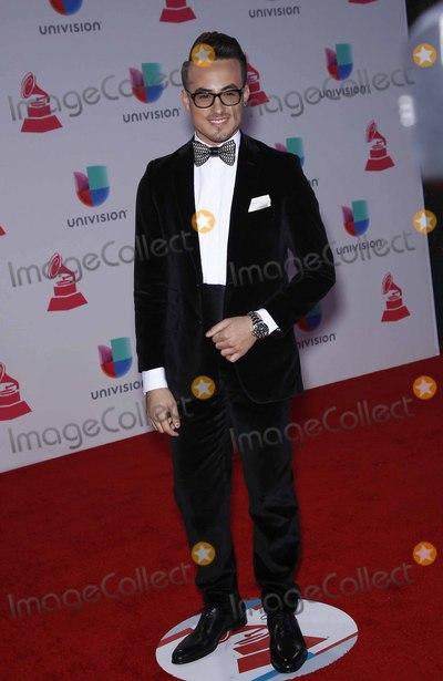 Johnny Sky Photo - 19 November 2015 - Las Vegas NV - Johnny Sky 2015 Latin Grammy Awards arrivals at MGM Grand Garden Arena Photo Credit MJTAdMedia