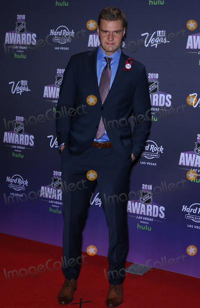 Aleksander Barkov Photo - 20 June 2018 - Las Vegas Nevada - Aleksander Barkov 2018 NHL Awards Red Carpet the Hard Rock Hotel and Casino Photo Credit MJTAdMedia