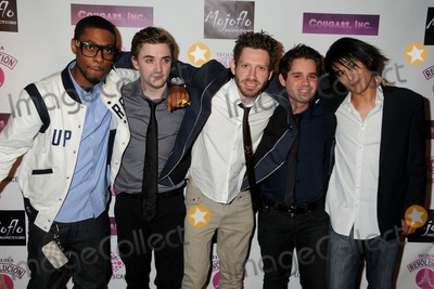 Asher Levin Photo - 31 March 2011 - Hollywood California - Christian Murphy Kyle Gallner K Asher Levin Ryan Pinkston and Cary Alexander Cougars Inc Los Angeles Premiere held at the Egyptian Theater Photo Byron PurvisAdMedia