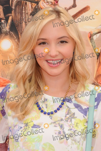 Audrey Whitby Photo - 21 September 2014 - Universal City California - Audrey Whitby The Boxtrolls Los Angeles Premiere held at Universal CityWalk Photo Credit Byron PurvisAdMedia