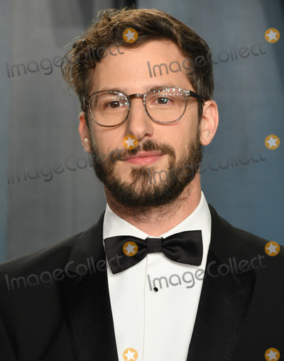 Andy Samberg Photo - 09 February 2020 - Los Angeles California -  2020 Vanity Fair Oscar Party following the 92nd Academy Awards held at the Wallis Annenberg Center for the Performing Arts Photo Credit Birdie ThompsonAdMedia