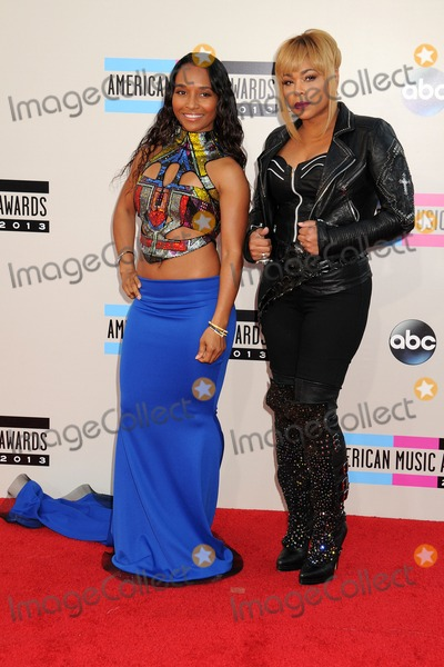 T-Boz Photo - 24 November 2013 - Los Angeles California - Rozonda Thomas Chilli Tionne Watkins T-Boz TLC 2013 American Music Awards - Arrivals held at Nokia Theatre LA Live Photo Credit Byron PurvisAdMedia