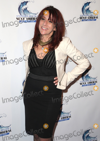 Stephanie Miller Photo - 03 November 2018 - Beverly Hills California - Beth Lapides Stephanie Millers Sexy Liberal Blue Wave Tour held at The Saban Theatre Photo Credit Faye SadouAdMedia