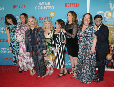 Ana Gasteyer Photo - Tina Fey Maya Rudolph Amy Poehler Paula PellRachel DratchAna GasteyerEmily Spivey and Jason Schwartzman at the World Premiere of WINE COUNTRY at the Paris Theater in New York New York  USA 08 May 2019