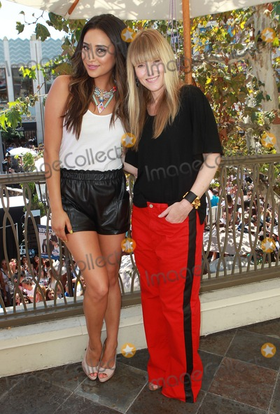 Amy Astley Photo - 11 August 2012 - Hollywood California - Amy Astley Shay Mitchell TEEN VOGUEs Back-to-School Saturday Event  Held at At The Grove Photo Credit Kevan BrooksAdMedia