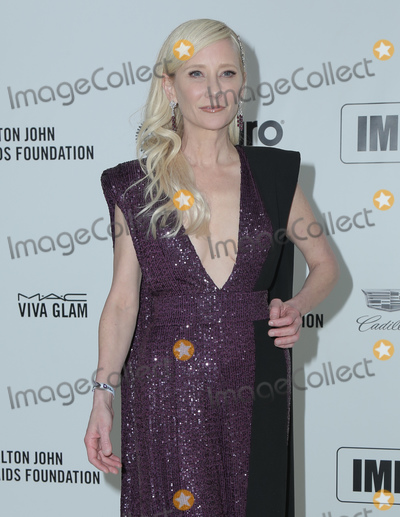Ann Heche Photo - 09 February 2020 - West Hollywood California - Anne Heche 28th Annual Elton John Academy Awards Viewing Party held at West Hollywood Park Photo Credit PMAAdMedia