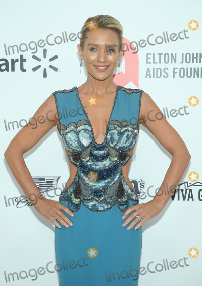 Nicky Whelan Photo - 09 February 2020 - West Hollywood California - Nicky Whelan 28th Annual Elton John Academy Awards Viewing Party held at West Hollywood Park Photo Credit FSAdMedia