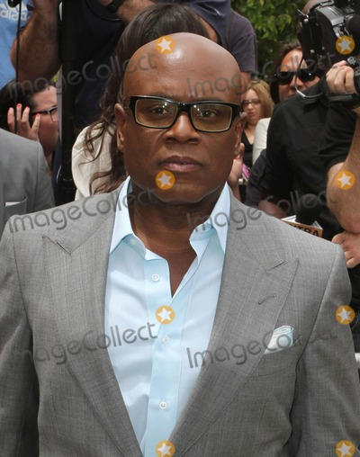 Antonio LA Reid Photo - 8 May 2011 - Los Angeles California - Antonio LA Reid THE X FACTOR Los Angeles auditions  Held At The Galen Center Photo Credit Kevan BrooksAdMedia