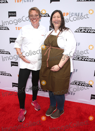 Adrienne Wright Photo - 16 April 2019 - Los Angeles California - Adrienne Wright Sara Bradley Bravo Top Chef and Project Runway Event held at Vibiana Photo Credit Faye SadouAdMedia