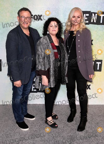 Angela Wendt Photo - 08 January 2019 - Los Angeles California - Julie Larson Michael Greif Angela Wendt FOX Hosts RENT Press Junket held at the FOX Lot Photo Credit Faye SadouAdMedia