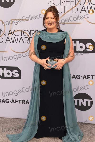 Ann Dowd Photo - 27 January 2019 - Los Angeles California - Ann Dowd 25th Annual Screen Actors Guild Awards held at The Shrine Auditorium Photo Credit Faye SadouAdMedia