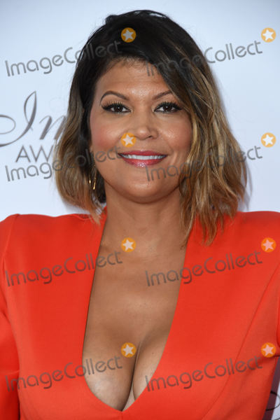 Aida Rodriguez Photo - 25 August 2018 - Los Angeles California - Aida Rodriguez  33rd Annual Images Awards held at JW Marriot Los Angeles at LA Live Photo Credit Birdie ThompsonAdMedia