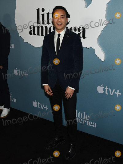 Alan Yang Photo - 23 January 2020 - West Hollywood California - Alan Yang Apple TV Little America Los Angeles Premiere held at the Pacific Design Center Photo Credit Billy BennightAdMedia