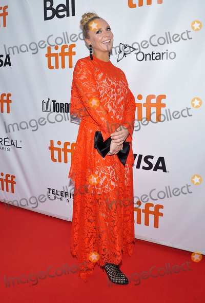 Annie Starke Photo - 14 September 2017 - Toronto Ontario Canada - Annie Starke 2017 Toronto International Film Festival - The Wife Premiere held at Roy Thomson Hall Photo Credit Brent PerniacAdMedia