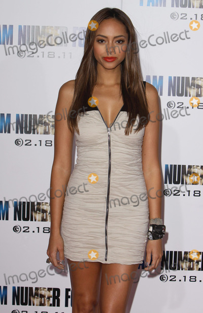 Amber Stevens Photo - 09 February 2011 - Westwood California - Amber Stevens I Am Number Four World Premiere held at Mann Village Theatre Photo Charles HarrisAdMedia