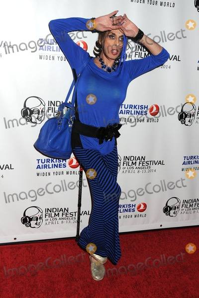 Alexis Arquette Photo - 08 April 2014 - Hollywood California - Alexis Arquette Indian Film Festival Los Angeles Opening Night Premiere of Sold held at Arclight Cinemas Photo Credit Byron PurvisAdMedia