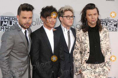 Liam Payne Photo - 22 November 2015 - Los Angeles California - Liam Payne Louis Tomlinson Niall Horan Harry Styles One Direction 2015 American Music Awards - Arrivals held at Microsoft Theater Photo Credit Byron PurvisAdMedia