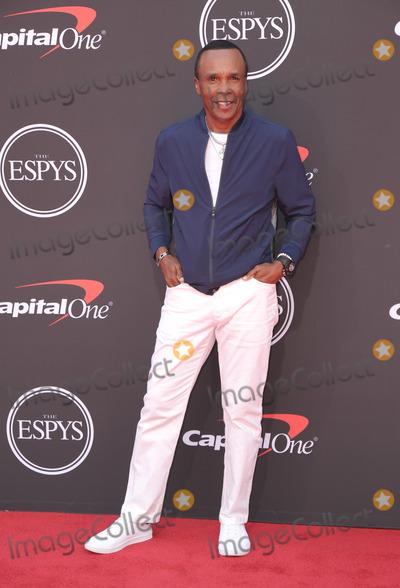 Sugar Ray Photo - 10 July 2019 - Los Angeles California - Sugar Ray Leonard The 2019 ESPY Awards held at Microsoft Theater Photo Credit PMAAdMedia